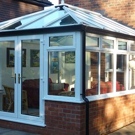 Castle Windows conservatories