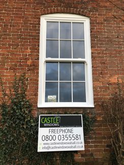 Castle Windows Sash Windows