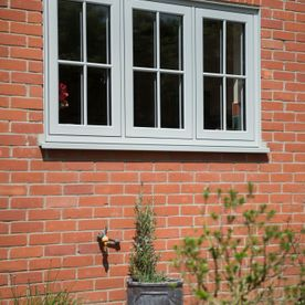 image of a new residence 7 fitted window
