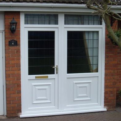Castle Windows UPVC Doors