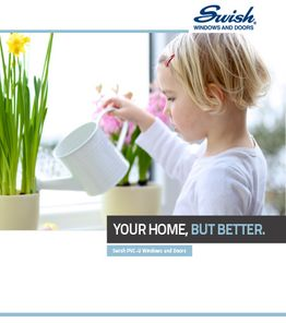 Swish You Home But Better Retail Brochure